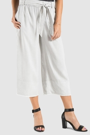 Bella Dahl Fray Hem Pants - Product Mini Image