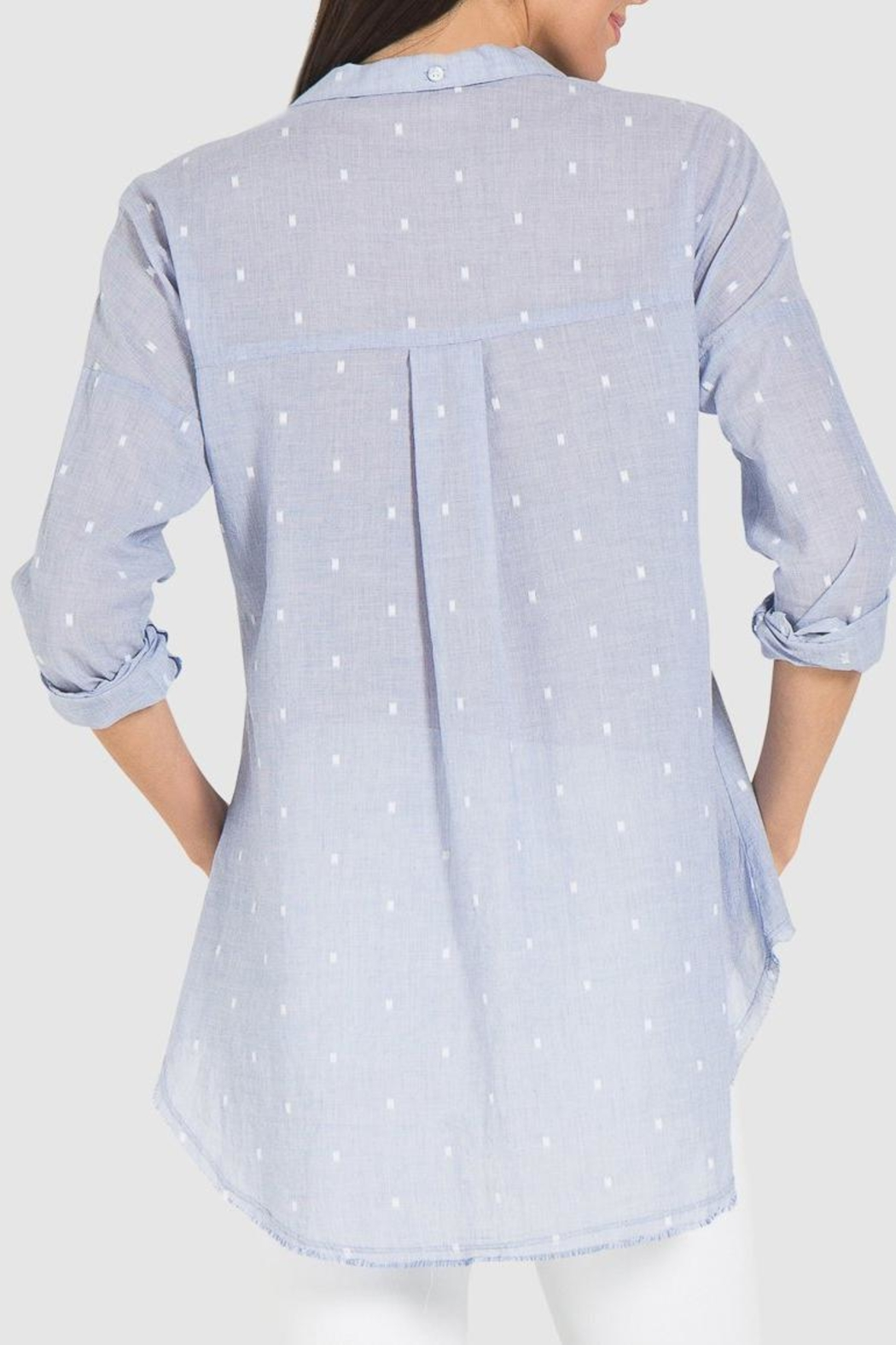 Bella Dahl High-Low Shirt - Side Cropped Image