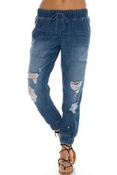 Shoptiques Product: Ripped Pocket Jogger