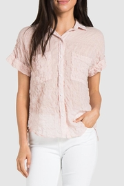 Bella Dahl Rolled Sleeve Shirt - Product Mini Image