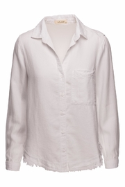 Bella Dahl Rounded Yoke Shirt - Product Mini Image