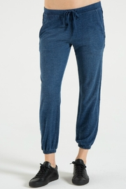 Bella Dahl Side Fray Jogger Pants - Product Mini Image