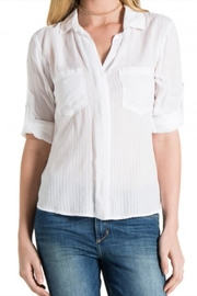 Bella Dahl Split-Back Button Down - Product Mini Image
