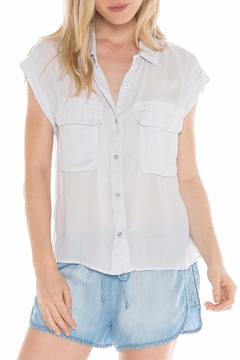 Bella Dahl Tencel Button Shirt - Product List Image