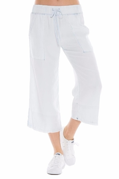 Bella Dahl Tencel Fray Culotte - Product List Image