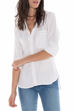Bella Dahl Tencel Shirt - Product List Image
