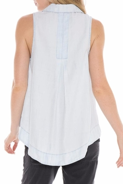Bella Dahl Tencel Trapeze Top - Alternate List Image