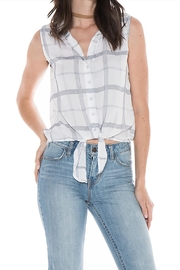 Bella Dahl Tie-Front Shirt - Front cropped