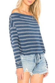 Bella Dahl Tie Front Top - Side cropped
