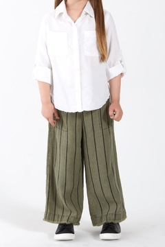Bella Dahl Wide Leg Pants - Alternate List Image