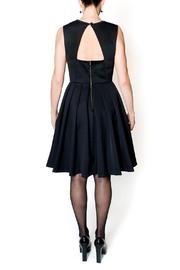 bella Forte Boutique Black Party Dress - Front full body