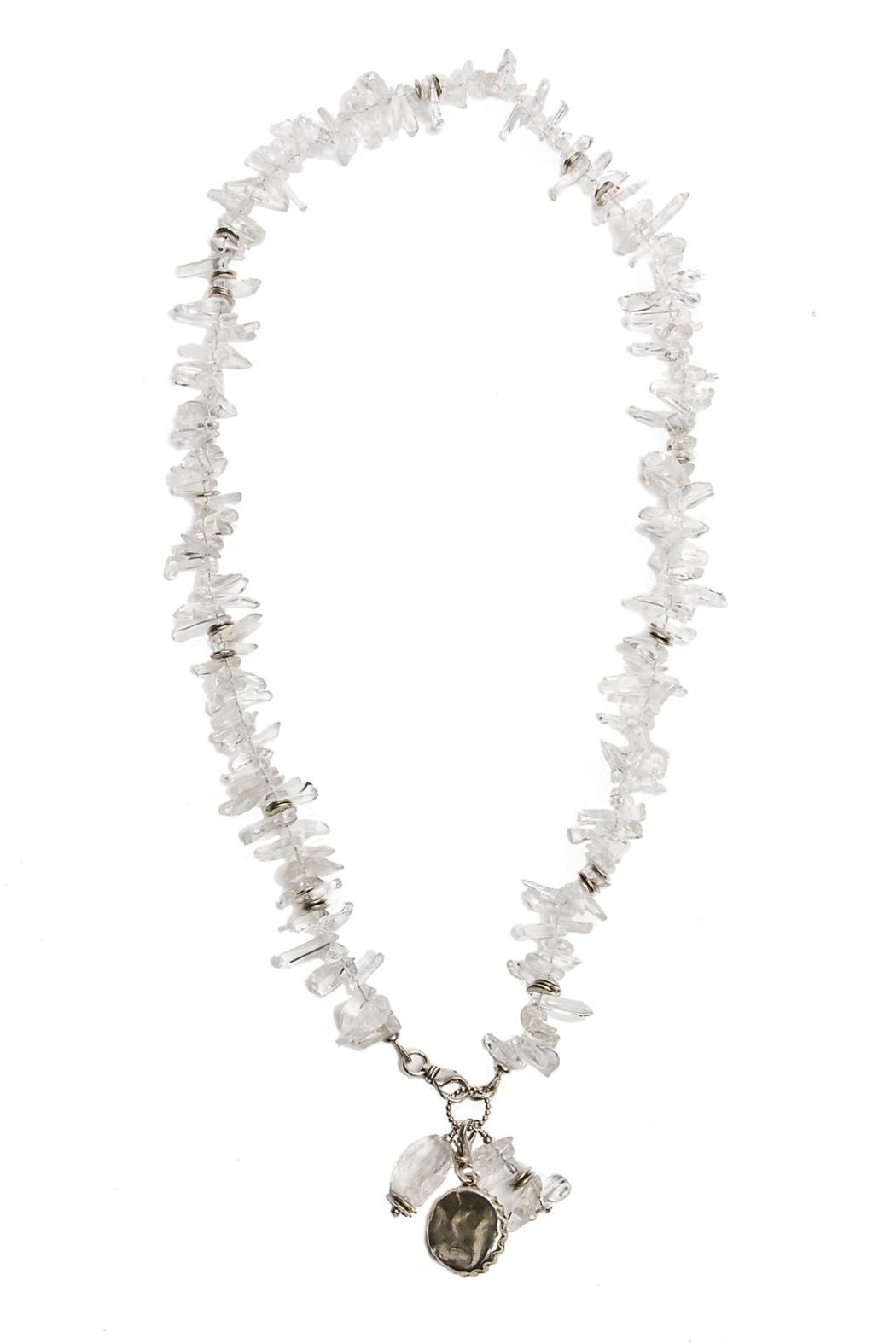 bella Forte Boutique Crystal Quartz Necklace - Main Image