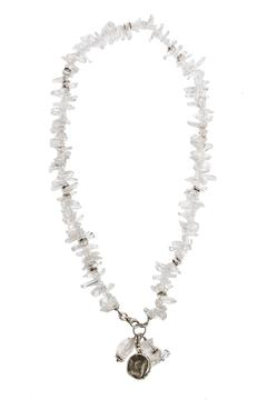 Shoptiques Product: Crystal Quartz Necklace