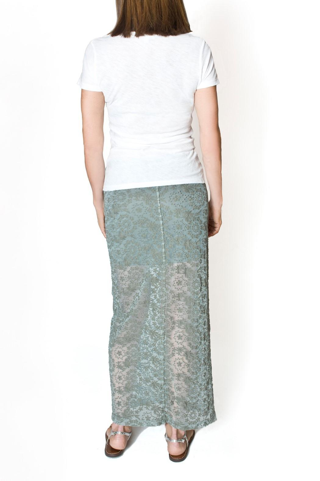 forte boutique lace maxi skirt from utah by