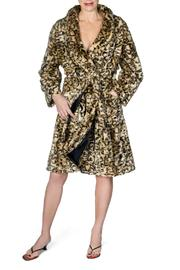 bella Forte Boutique Leopard Robe - Front cropped
