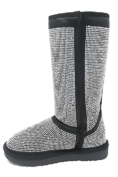Bella Luna by Springland Footwear Bella Luna Angel Pazzle Women's Boot Black - Product List Image