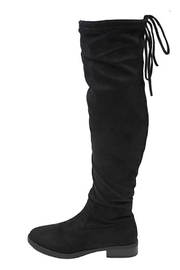 Bella Marie Over Knee Boot - Product Mini Image