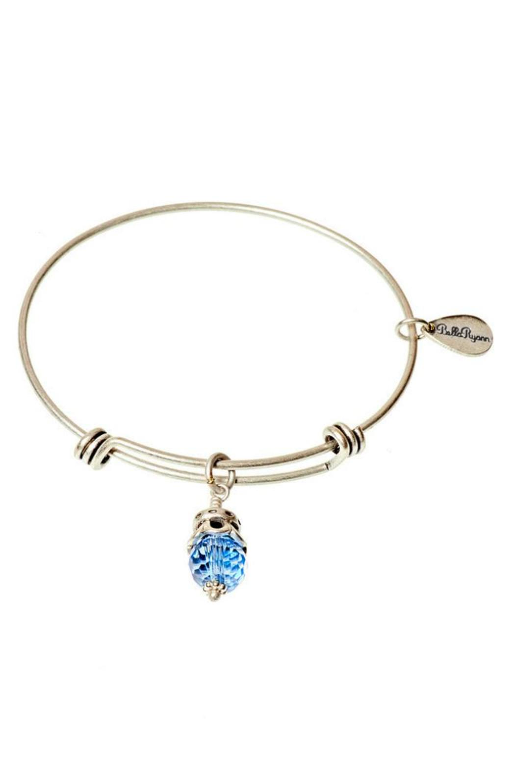Bella Ryann December Silver Bangle - Main Image