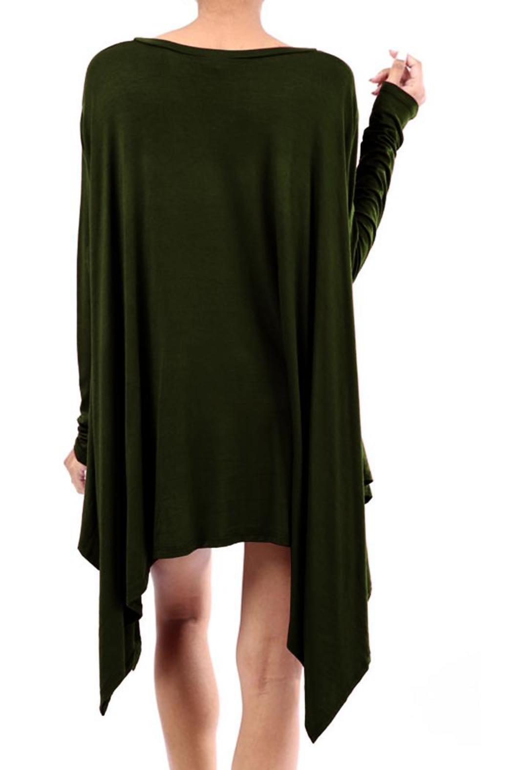 02392bec735 Bellamie Asymmetrical Tunic from New York City by Local Color NYC ...