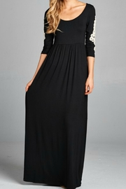 Bellamie Crochet Maxi W/pockets - Other