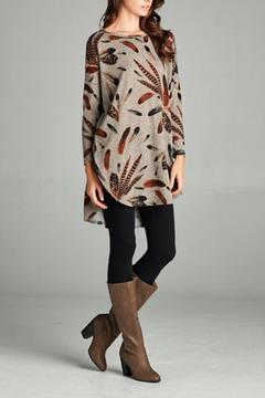 Shoptiques Product: Feather Tunic