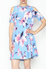 Bellamie Floral Swing Dress - Product Mini Image