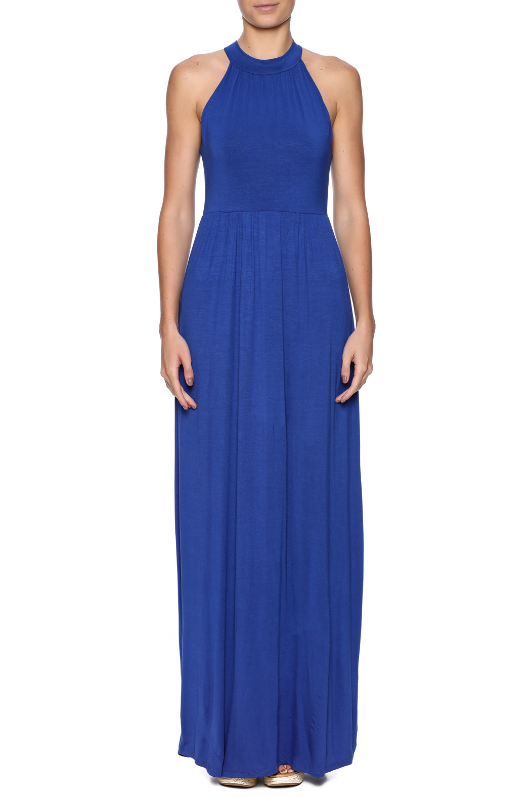 Bellamie Kelly Maxi Dress - Front Cropped Image