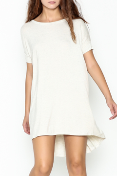 Bellamie Short Sleeve Tunic Dress - Product List Image