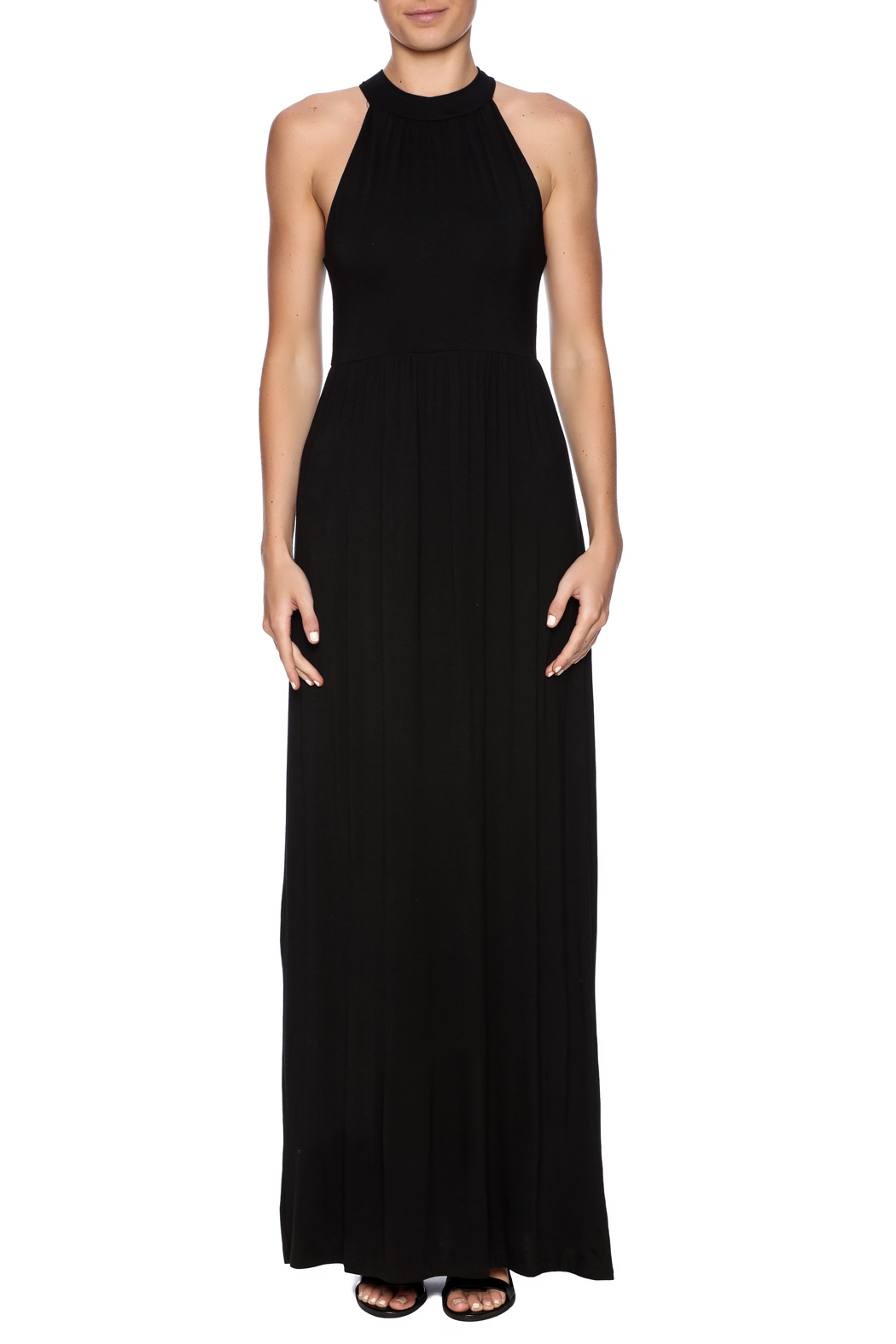 Bellamie Sophia Maxi Dress - Front Cropped Image