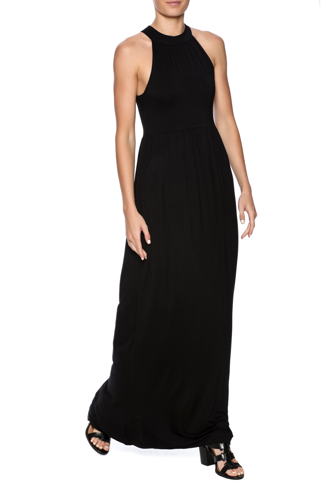 Bellamie Sophia Maxi Dress - Front Full Image