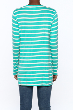 Bellamie Striped Knot Top - Alternate List Image