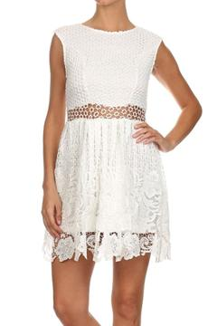 Bellamie The Amy Lace Dress - Product List Image