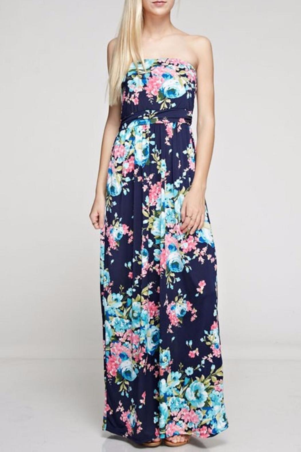 Bellamie The Erika Maxi - Front Cropped Image