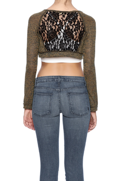 Shoptiques Product: Cropped Knit Bolero