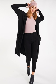 LA Made Belle Reve Cardigan - Alternate List Image