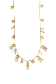 Spartina 449 Bellflower Garden Necklace 34