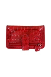 Brighton Bellissimo Card Case - Back cropped