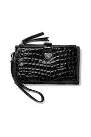 Brighton Bellissimo Heart Wallet - Front cropped