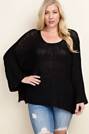 AAAAA FASHIONS Bells Sweater - Product Mini Image