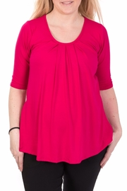 Bellybedaine Amor Maternity Top - Product Mini Image