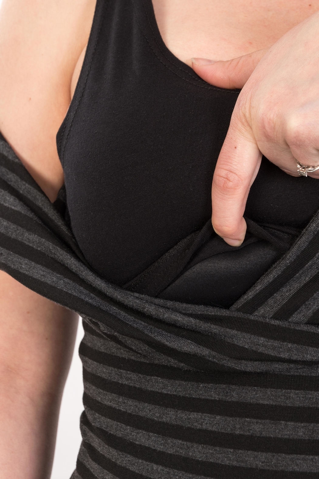 fb77eb78a715b Bellybedaine Sport Maternity Tank from Canada by BellyBedaine ...