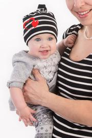 Bellybedaine Corazon Baby Hat - Product Mini Image