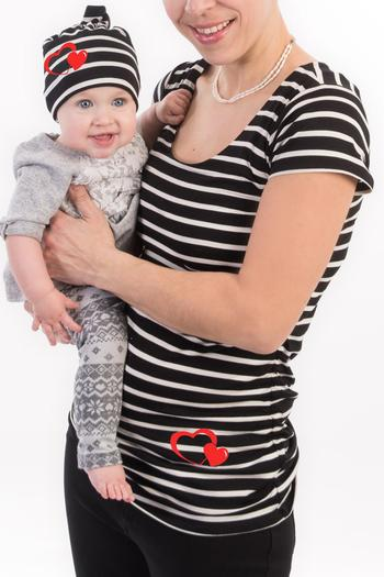 3f39d9dfdc596 Shoptiques · Bellybedaine Corazon Shirt from Canada by BellyBedaine  Maternity ...