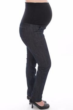 Shoptiques Product: Dark Maternity Jeans