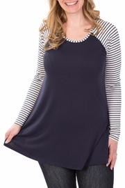 Bellybedaine Sailor Top - Product Mini Image