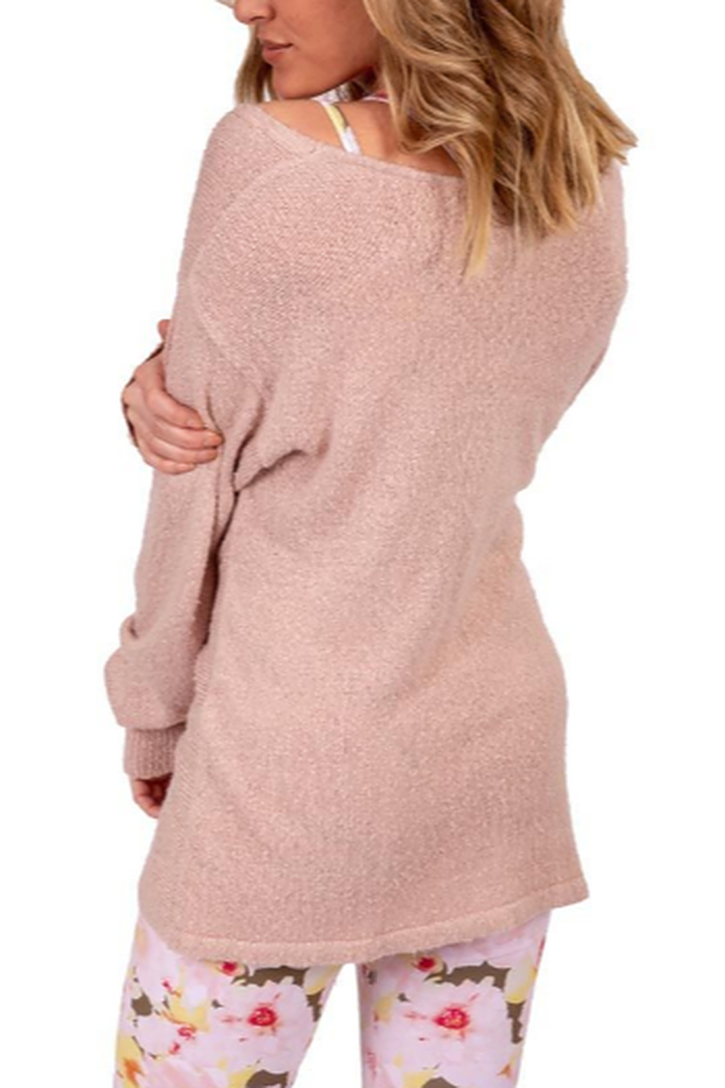 Soybu Beloved Sweater - Front Full Image