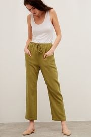 Cloudwalk Belted Ankle Pants - Product Mini Image