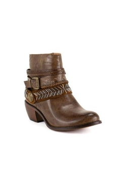 Shoptiques Product: Belted Boho Bootie
