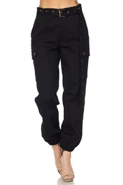 hot and delicious Belted Cargo Pant - Front full body