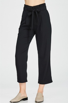 Shoptiques Product: Belted Crop Pants